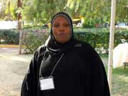 Hamisa Zaja dropped out of the Mombasa County gubernatorial race for lack of resources. Credit: Miriam Gathigah/IPS