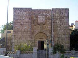 Chapel of St Paul, Damascus - Wiki image