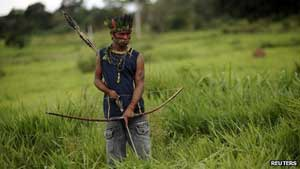 In 2007, the Guaranis re-occupied part of the land they claim