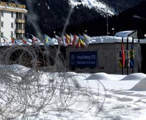 Development issues find little place in Davos. Credit: Ray Smith/IPS.