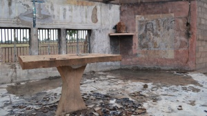 St. Stephen's, near Zaria, one of many desecrated churches