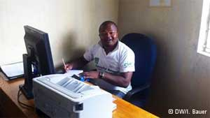 Stanislaus Alusiola, a legal advisor in Kibera, has spoken to many survivors of the post-election violence