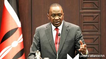 Kenya's President Uhuru Kenyatta has been indicted by the ICC for crimes against humanity