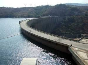 Kariba - one of the world's biggest dams under threat. Photo: Bill Corcoran/IRIN
