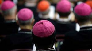Bishops at the Vatican It is the first time senior priests have made such a call