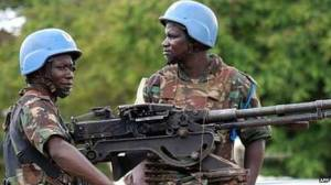 The UN has one of its biggest peacekeeping operations in DR Congo