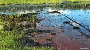 Locals in Junin fear the kind of oil contamination being reported by indigenous communities in Pluspetrol's northern Amazon oil holdings