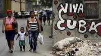 The US blockade against Cuba remains