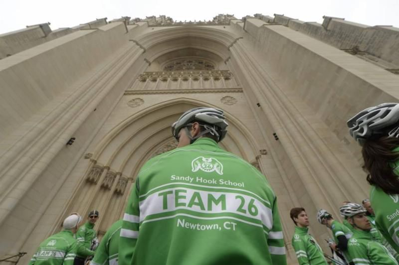 Sandy Hook Ride on Washington Concludes at Capitol ...