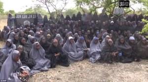 Nigerian Girls freed...