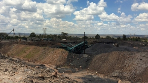 With 22 collieries and 12 coal-fired power stations, Mpumalanga faces serious environmental damage [Victoria Schneider/Al Jazeera]