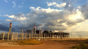 Coal-fired power stations generate most of the electricity in South Africa [Victoria Schneider/Al Jazeera]