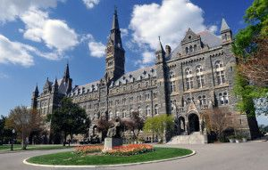 Georgetown University and Georgetown University's Board of Directors passed a resolution announcing the end to direct investments of endowment funds in companies whose principal business is mining coal for use in energy production.