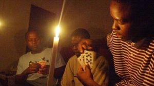 Zimbabweans have learned to live with power outages