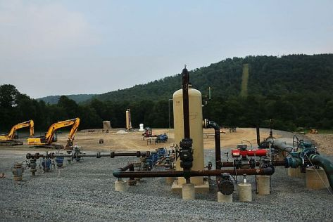 New York State Mulls Limited Fracking In Southern Tier