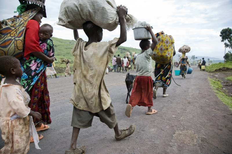 The Current Situation on IDPs in Africa
