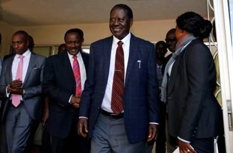 KENYA-ELECTION-opp leader 2017