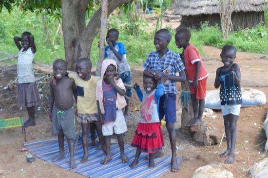 Children of South Sudan - Br. Bill Firman